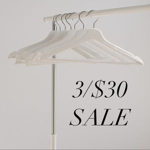 THIS WEEKEND ONLY! $3 for 30 Sale!